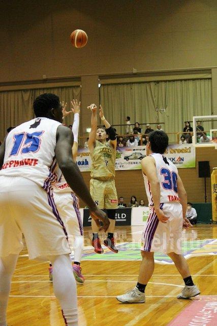 【熊本バスケ】ヴォルターズまさかの7連敗!フリースローが敗退の原因?!