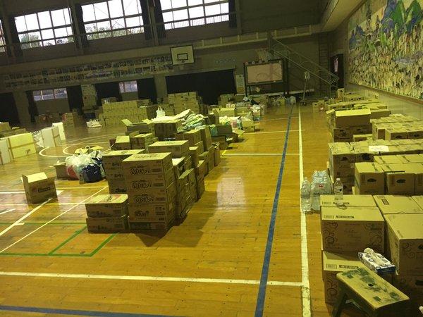 【避難所のロールモデル】「ここのやり方を各避難所のモデルにしたい。」 #熊本地震 #避難所