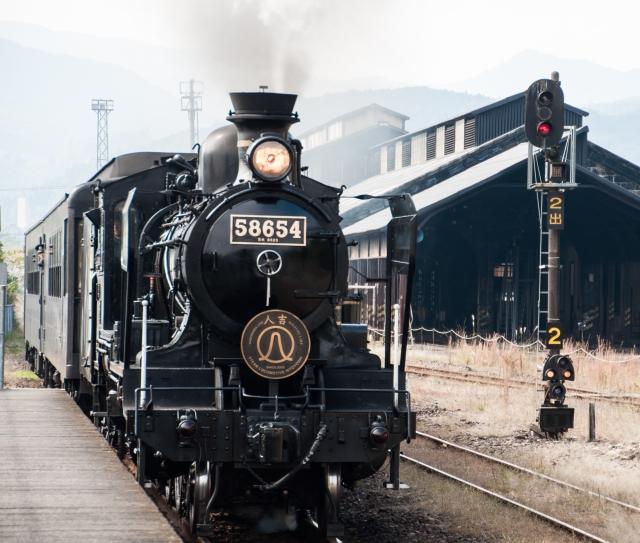 カッコ良すぎる熊本のSL!日本最古の蒸気機関車「SL人吉」が旅情を豊かにノスタルジックに演出してくれるぞ