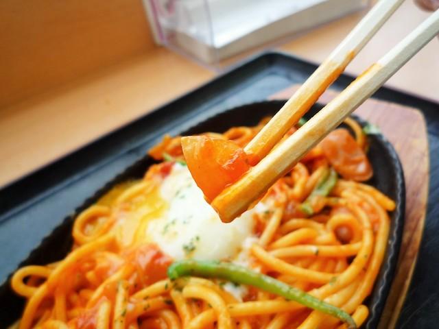 お弁当のヒライ鉄板ナポリタン11