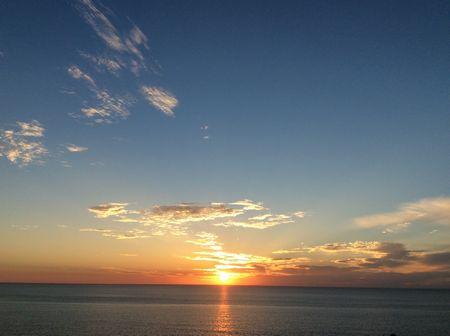 天草行くなら夕日は絶対おすすめ!夕陽百選の感動感涙絶景スポット:下田の鬼海ヶ浦