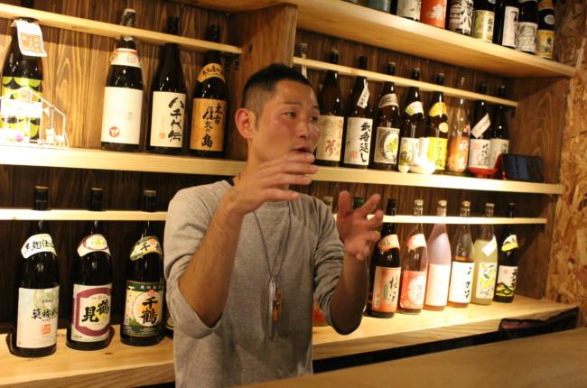 【ライター紹介】日本生まれの世界人!70以上の酒蔵を訪れた焼酎の専門家!芋vibesが九州の酒蔵探訪するぞ!