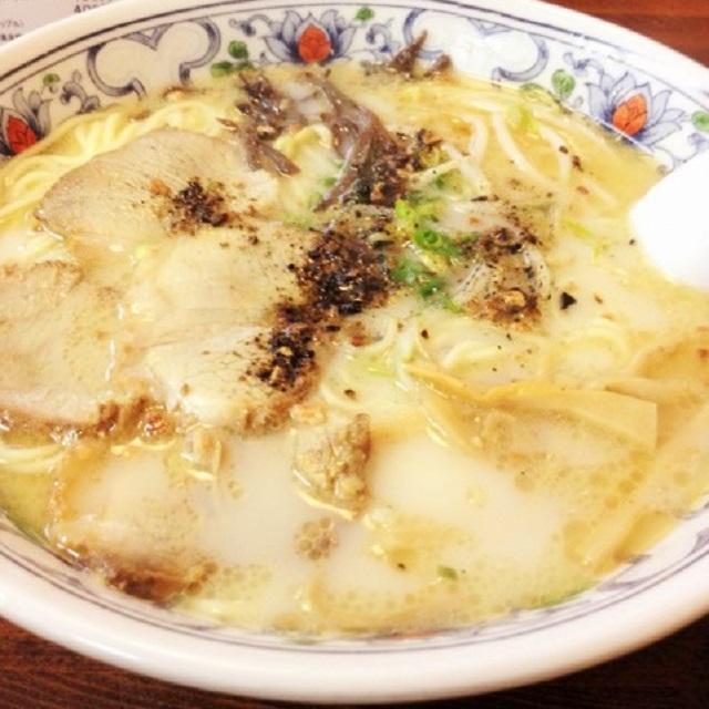【熊本ラーメン】まずはこの老舗3店舗から食べるべし!熊本ラーメンを語るうえで外すことのできない王道の名店