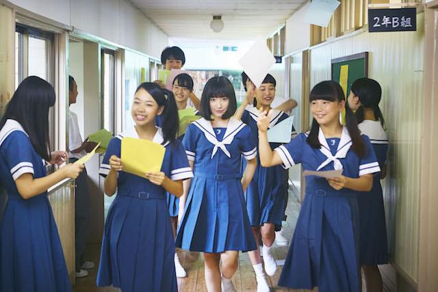 【独占インタビュー】熊本の高校の制服が映画に『はらはらなのか。』監督に突撃取材