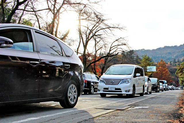藤崎宮例大祭で交通規制されるルート(9月15日・17日)