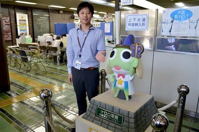 熊本市が「訪れてみたい日本のアニメ聖地」に選ばれていた!ケロロ軍曹のゆかりの地として