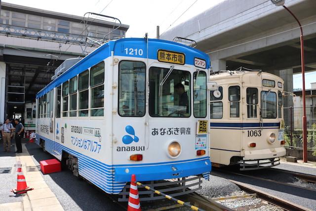 リアル電車でGO!本物の列車を運転できる!熊本市交通局の市電体験運転イベント2017に参加してみた