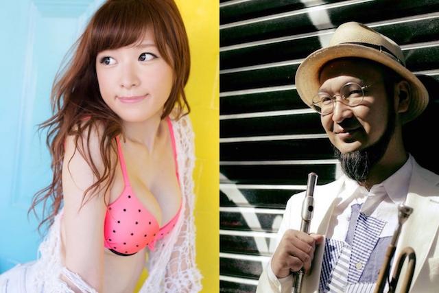 美しすぎるJAZZピアニストで話題の高木里代子さんと「そうだ京都行こう」のトランペッター島裕介さんが熊本で濃厚ライブ!