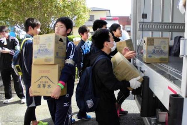 熊本の宇土高生が福島県で震災学習:被災の教訓引き継ぐ