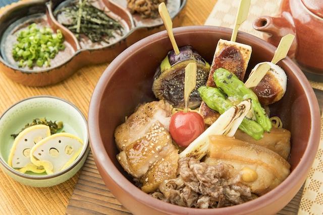 SA・PAで「ご当地丼」食べてクーポンもらえて、さらに特産品が当たるチャンス3月23日まで