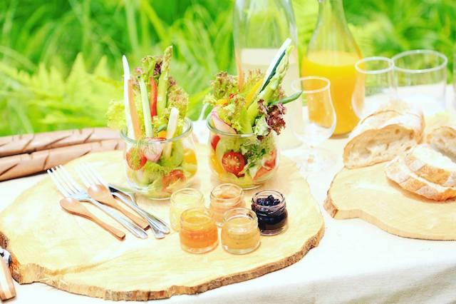 【黒川温泉 朝ピクニック'18】阿蘇 南小国の新鮮食材と絶景を楽しむ最高の朝ごはんとは