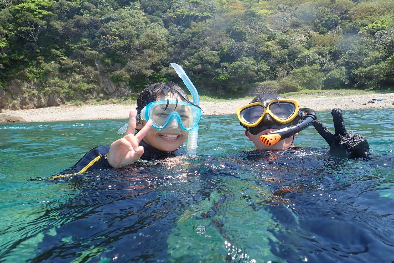熊本の海でおしごと体験!小学生高学年限定無料「海のお仕事体験・水中カメラマン」参加者募集