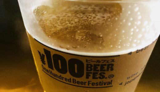 【イベント】『100円ビールフェス』熊本市街のど真ん中でオトクにビール三昧!!