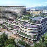 熊本市桜町の再開発商業施設「SAKURA MACHI Kumamoto」9月14日10:00 グランドオープン