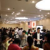 熊本日米協会が育む、若い力と英語の輪。日本とアメリカの「想い」を共有する『Fun Fun English Day』開催♪