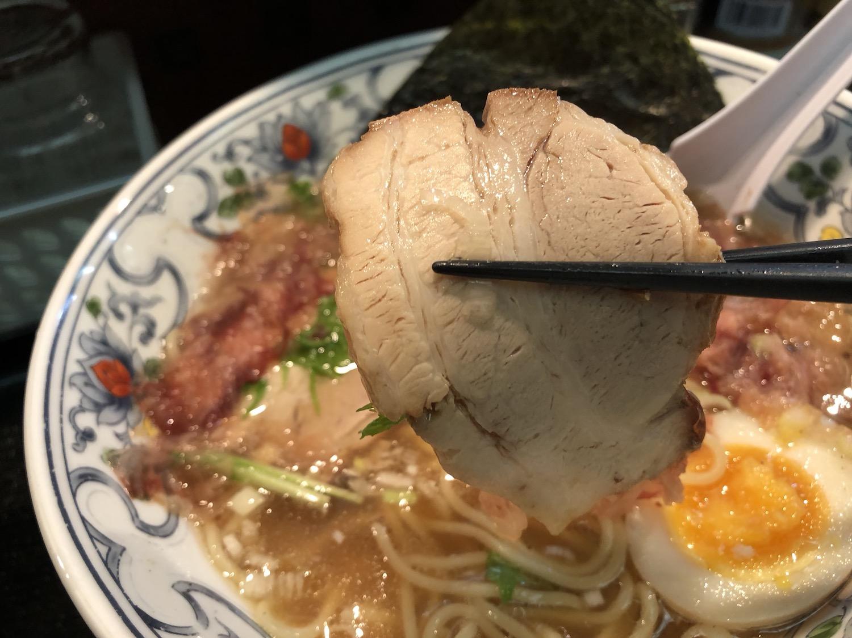 煮干しラーメンにぼらや(熊本)