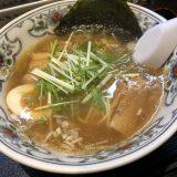 【にぼらや】熊本で飲んだ後のシメにおすすめ!あっさり魚介系ラーメンならココ!『にぼらや』の絶品煮干しラーメンは1度で2度おいしい!熊本市中央区新市街・下通り