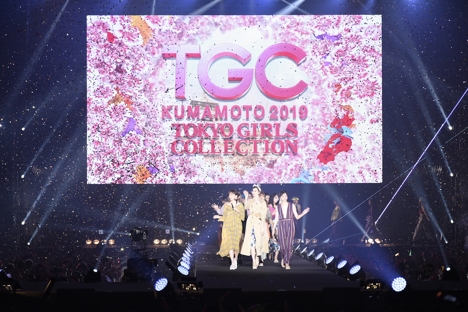 ©TGC KUMAMOTO 2019 by TOKYO GIRLS COLLECTION