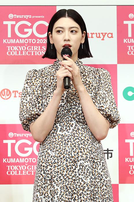 ©Tsuruya presents TGC KUMAMOTO 2020 by TOKYO GIRLS COLLECTION 記者発表会