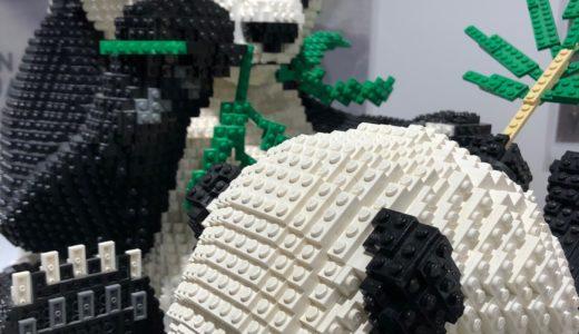 """熊本初!これまで約300万人を集めた話題の展覧会""""『レゴブロック』で作った世界遺産展 PART-3"""" 熊本PARCO×SAKURA MACHI Kumamoto同時開催中♪"""
