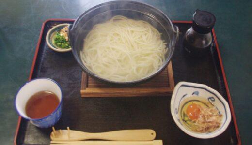 熊本で五島うどんが食べられる五島庵うどん!合志市で長崎の地獄炊きを食べるならココ!